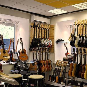 Музыкальные магазины Обнинска