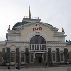 Железнодорожные вокзалы Обнинска